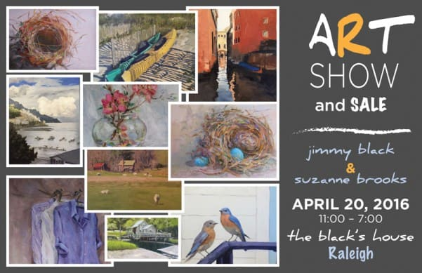 ART SHOW – APRIL 20