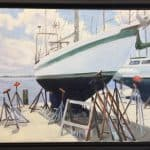 Morehead Dry Dock 11x14 Available